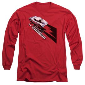 Chevrolet Split Window Sting Ray Long Sleeve Adult T-Shirt