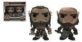 FUNKO POP! Exclusive Warcraft [2 Pack]
