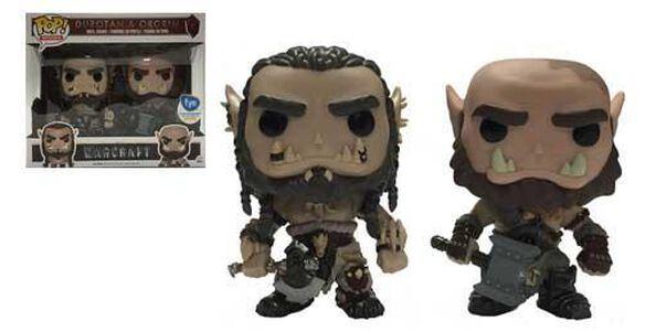 FUNKO POP! Exclusive Warcraft [2 Pack]