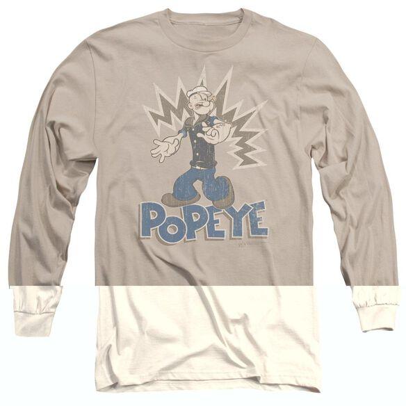POPEYE SAILOR MAN- L/S ADULT T-Shirt