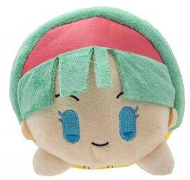 Dragon Ball Z Mochibi Bulma Plush