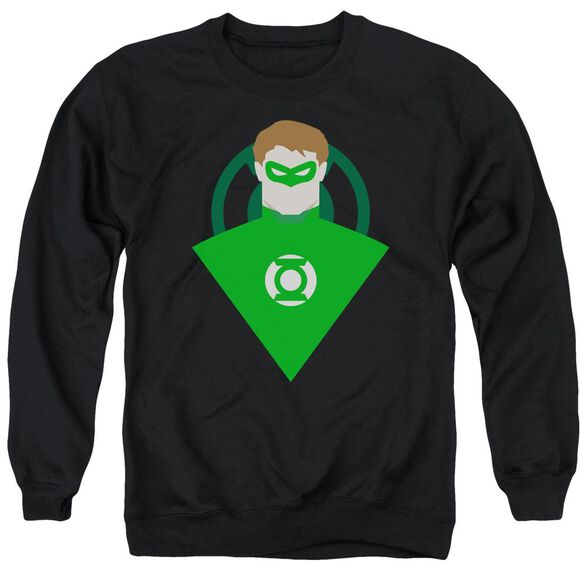 Dc Simple Gl Adult Crewneck Sweatshirt