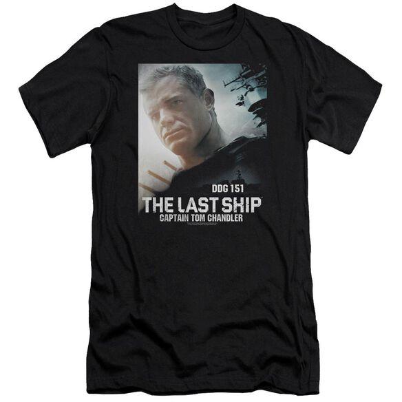 Last Ship Captain Premuim Canvas Adult Slim Fit