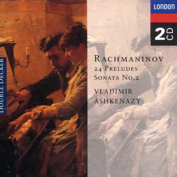 Vladimir Ashkenazy - 24 Preludes