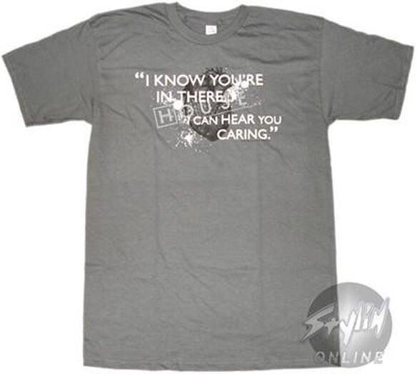 House Caring T-Shirt