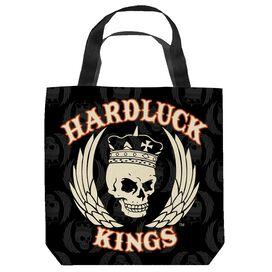 Hardluck Kings Pattern Tote