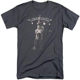 Jeff Beck Guitar God Short Sleeve Adult Tall T-Shirt