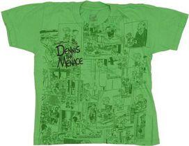 Dennis the Menace Comic Juvenile T-Shirt