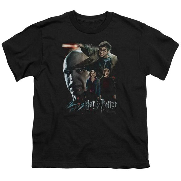 Harry Potter Final Fight Short Sleeve Youth T-Shirt