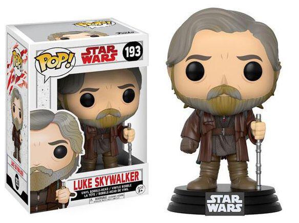 Funko Pop! Star Wars: EP8 - Luke Skywalker