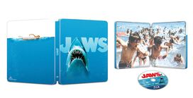 Jaws (Exclusive Blu-Ray Steelbook)