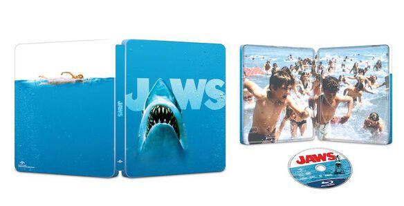 Jaws (Exclusive Blu-Ray Steelbook)