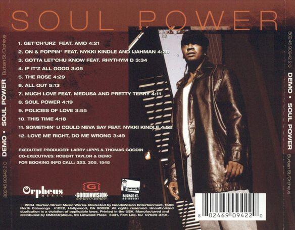 Soul Power 1004