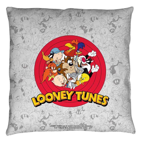 Looney Tunes Group Burst Throw