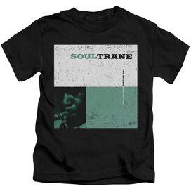 John Coltrane Soultrane Short Sleeve Juvenile Black T-Shirt