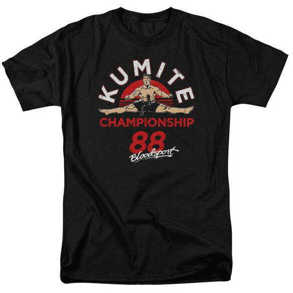 Bloodsport Championship 88 Short Sleeve Adult T-Shirt