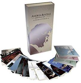 Andrea Bocelli - Andrea Bocelli: The Complete Pop Albums
