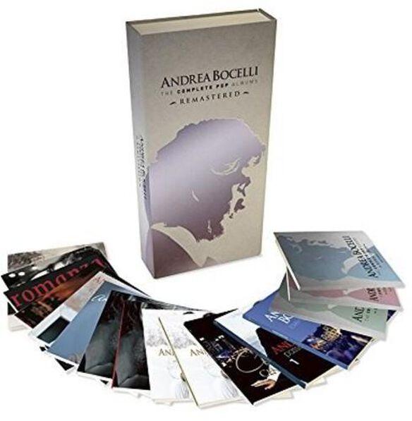 Complete Pop Albums Cd Box Set (Box)