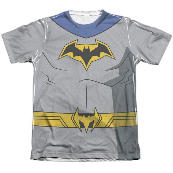Batman Unlimited Batman Uniform Adult Poly Cotton Short Sleeve Tee T-Shirt