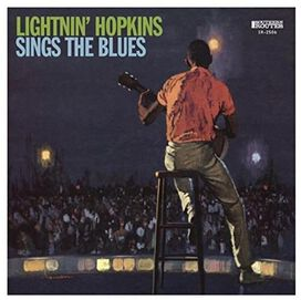 Lightnin' Hopkins - Sings the Blues [Southern Routes]