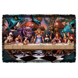 Zenescope Supper Woven Throw
