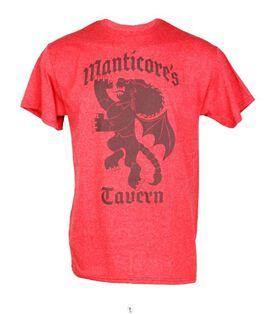 Onward - Manticore's Tavern T-Shirt