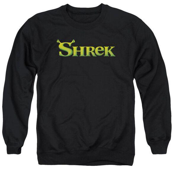 Shrek Logo Adult Crewneck Sweatshirt