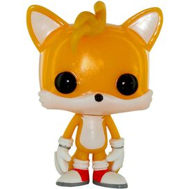 Sonic the Hedgehog Tails Pop Games Vinyl Figurine