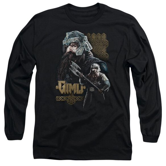 Lor Gimli Long Sleeve Adult T-Shirt