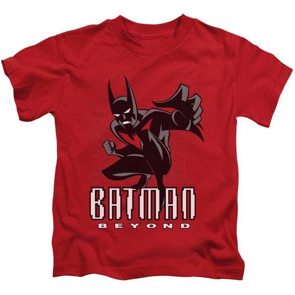 Batman Beyond Engage Short Sleeve Juvenile T-Shirt