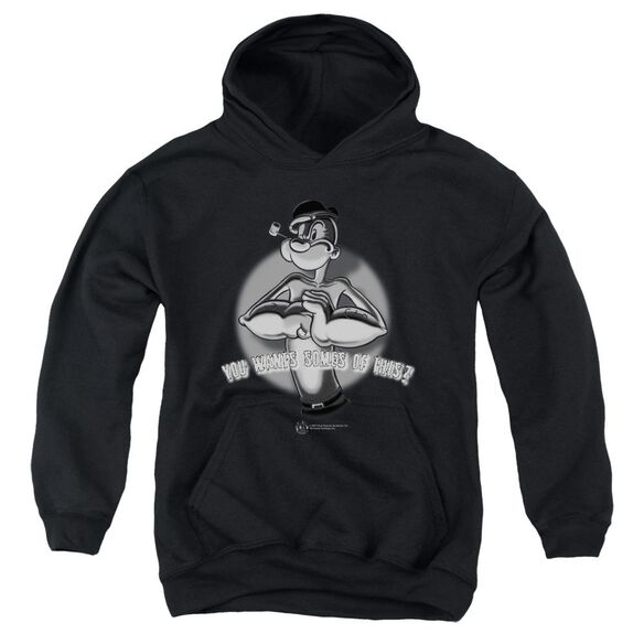 Popeye Somes Of This Youth Pull Over Hoodie