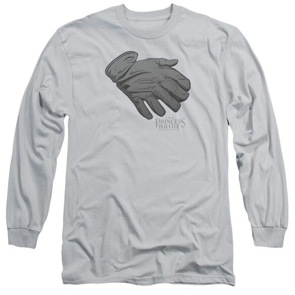 Princess Bride Six Fingered Glove Long Sleeve Adult T-Shirt