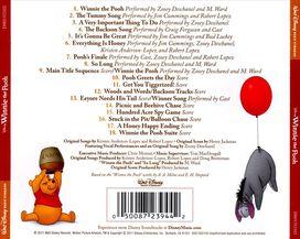 Disney - Disney's Winnie the Pooh [Original Score]