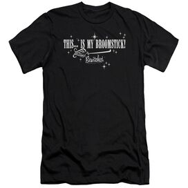 Bewitched Broomstick Hbo Short Sleeve Adult T-Shirt