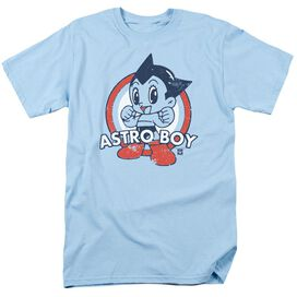 Astro Boy Target Short Sleeve Adult Light T-Shirt