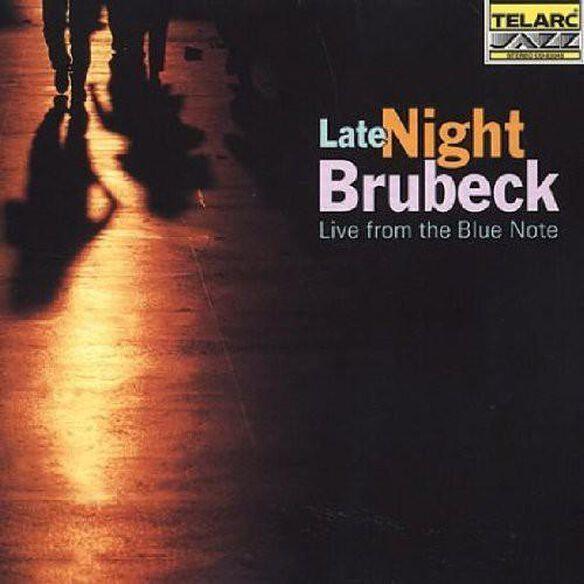 Leonard Bernstein - Late Night Brubeck (Live at the Blue Note)