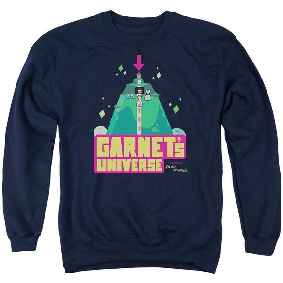 Steven Universe Garnet's Universe Adult Crewneck Sweatshirt