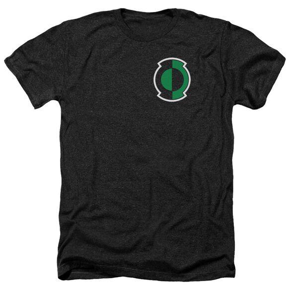 Green Lantern Kyle Logo Adult Heather