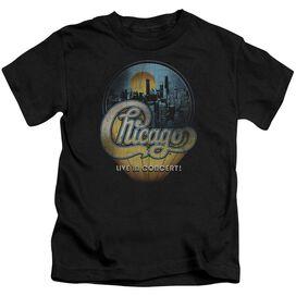 Chicago Live Short Sleeve Juvenile T-Shirt