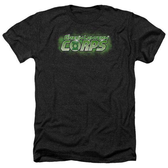 Green Lantern Gl Corps Title Adult Heather