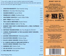 Various Artists - Rough Guide to Native American Music
