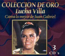 Lucha Villa - Canta lo Mejor de Juan Gabriel