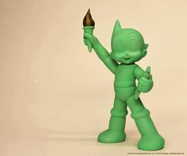 ToyQube Glow-in-the-Dark Astro Boy