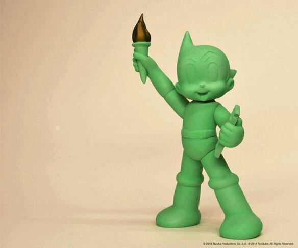 ToyQube Glow-in-the-Dark Astro Boy