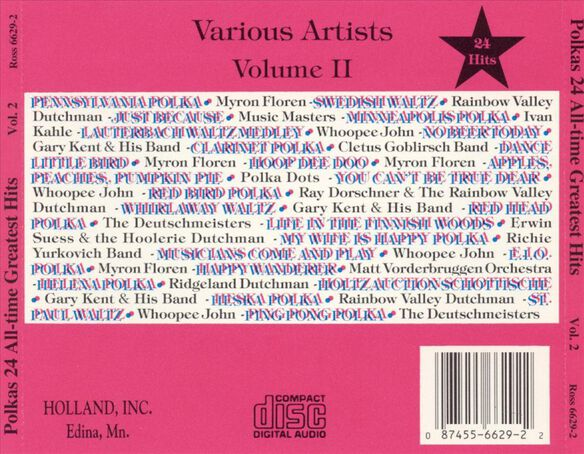 Polka's All Time G.H. 2 / Various