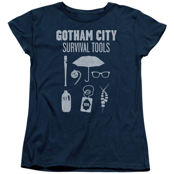 Gotham Survival Tools Short Sleeve Women's Tee T-Shirt