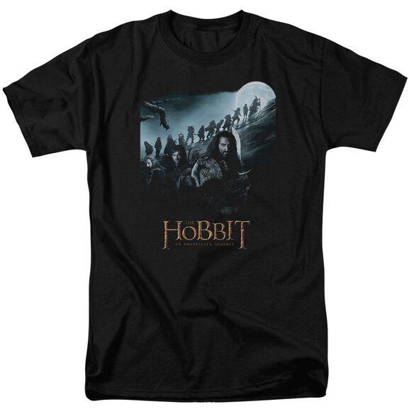 The Hobbit A Journey Short Sleeve Adult T-Shirt