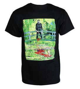 Halloween Mike Myers Monet T-Shirt