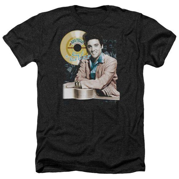 Elvis Gold Record Adult Heather
