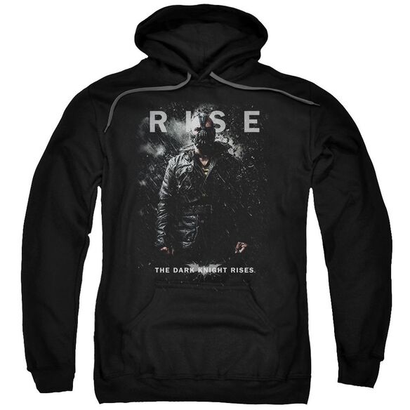 Dark Knight Rises Bane Rise Adult Pull Over Hoodie